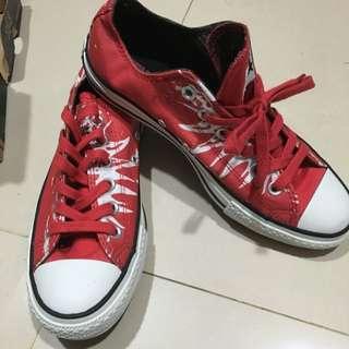 Converse 全新 帆布鞋