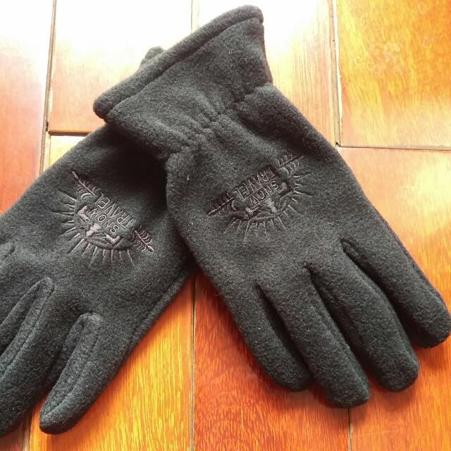 防風保暖手套