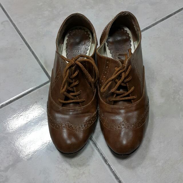 氣質低跟鞋