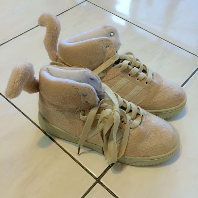 高筒 球鞋
