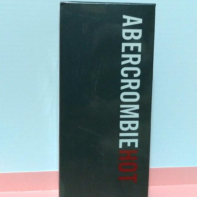 (全新 A&F) AbercrombieHot 香水 50ml