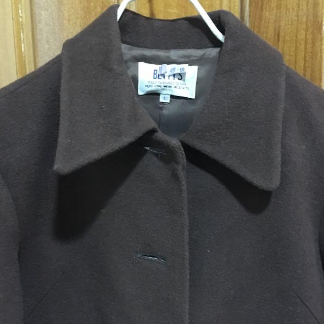 專櫃BETTY'S 西裝外套