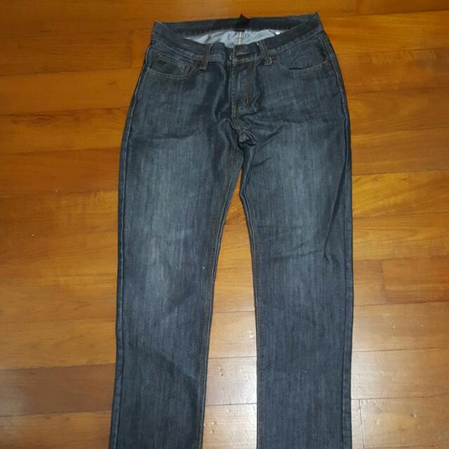 BSX Straight Cut Jeans