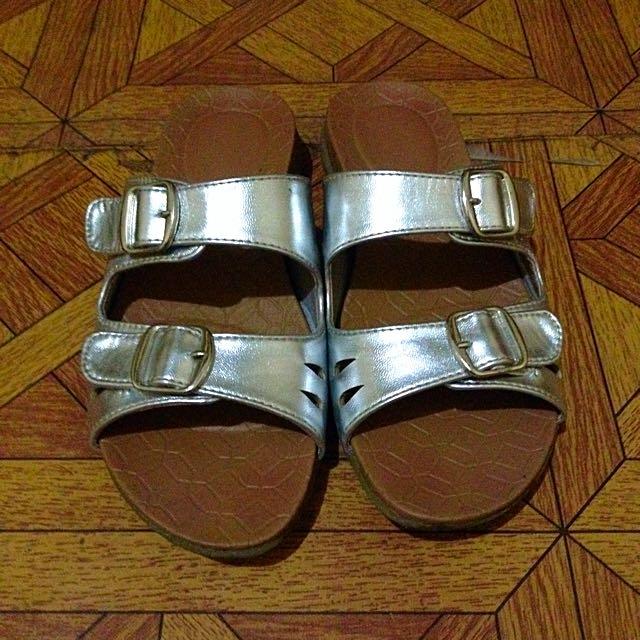 CLN Rubber Sandals