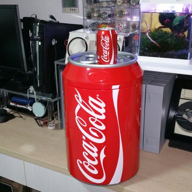 Coca-cola-can-fridge 2015 Edition