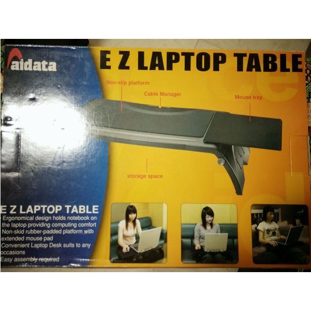 New Portable Laptop table