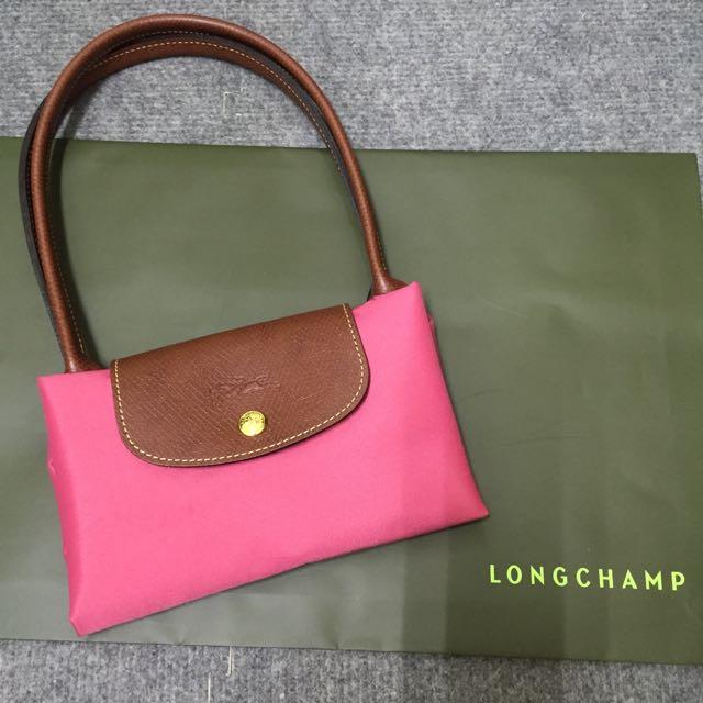 全新。Longchamp。(s)