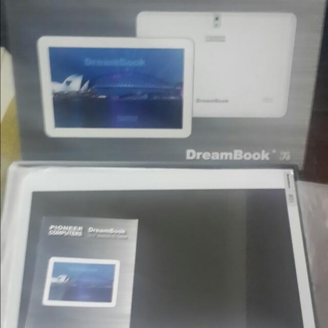 Pioneer Computers  Dreambook 3g. 10.1吋、 .