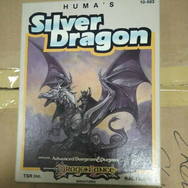 Image result for huma on a silver dragon