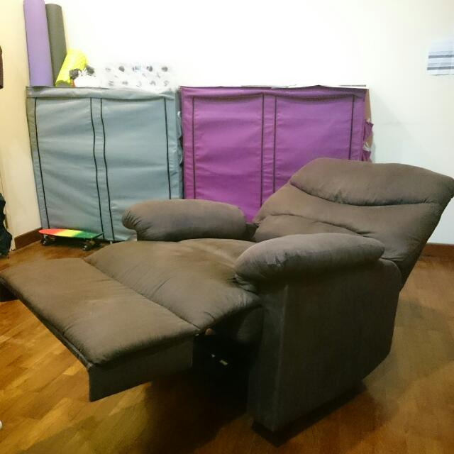 Single Seat Recliner