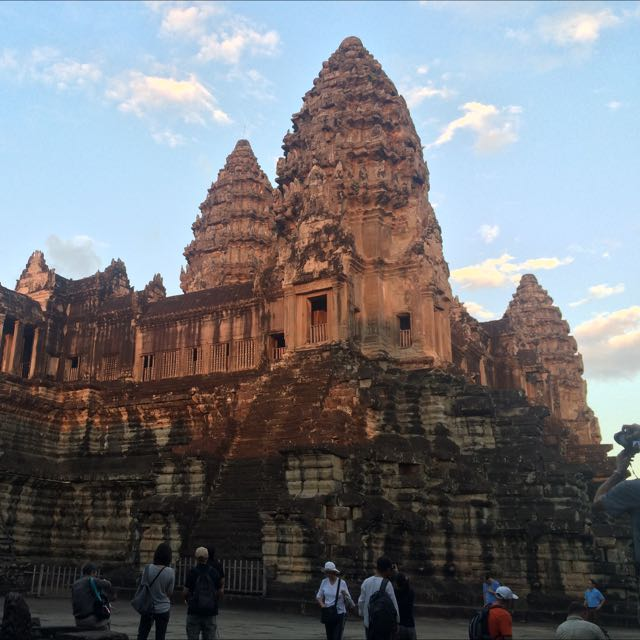 Travel To Siem Reap Angkor Wat In Cambodia