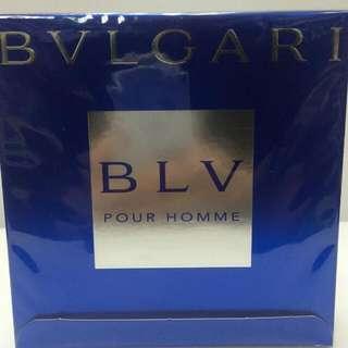BVLGARI BVL Pour Homme 寶格麗藍茶男性淡香水