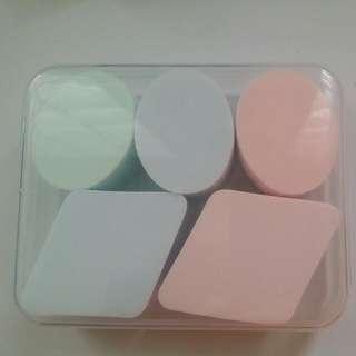 粉底專用海綿