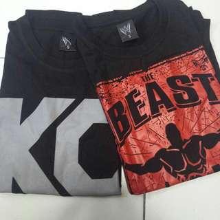 Wresting Tshirts ($10 Each)