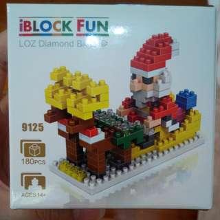 iblock fun 小積木 聖誕節