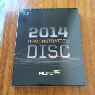 AURO 3D  Demonstration Blu Ray To Trade With Atmos Demo 2015