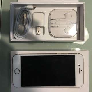 iPhone 6 金色64g 8.5成新盒裝完整