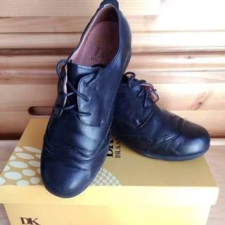 DK氣墊皮鞋(專櫃購入)
