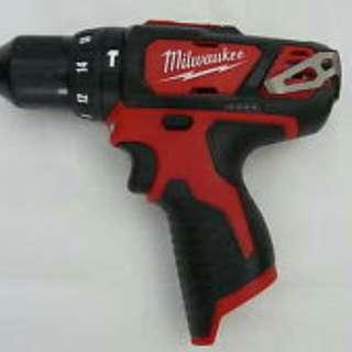 Hammer Drill Driver 12v Milwakee