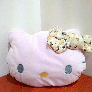 350元 耳機 Hello Kitty 凱蒂貓 可聽音樂 午安枕 枕頭 午休