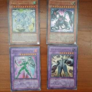 Random Yugioh Foil Cards