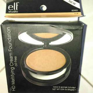 Foundation Compact in BUFF