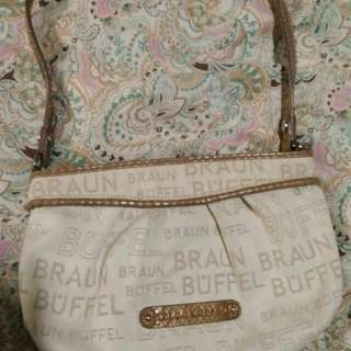 Authentic Braun buffel Handbag preloved In Very Good Condition