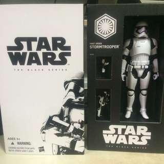 The Black Series StAr Wars Stormtrooper