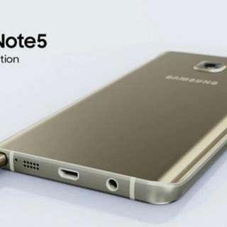 全新Note 5 32G