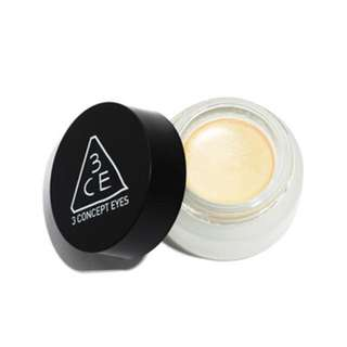 3CE Glam Cream Shadow #Spotlight