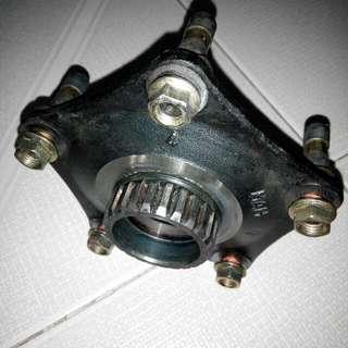 98 Shadow Ace VT1100 Rear Wheel Drive Hub