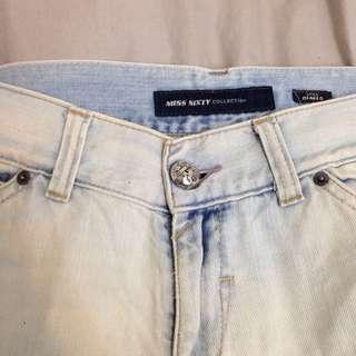 二手商品 Miss Sixty牛仔褲