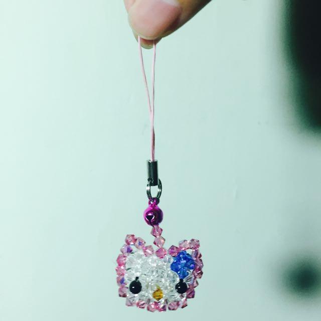 施華洛世奇水晶吊飾