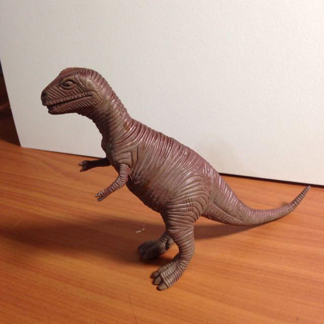 (恐龍)模型
