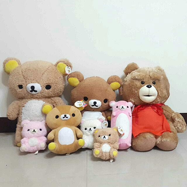 (全新)熊熊世家