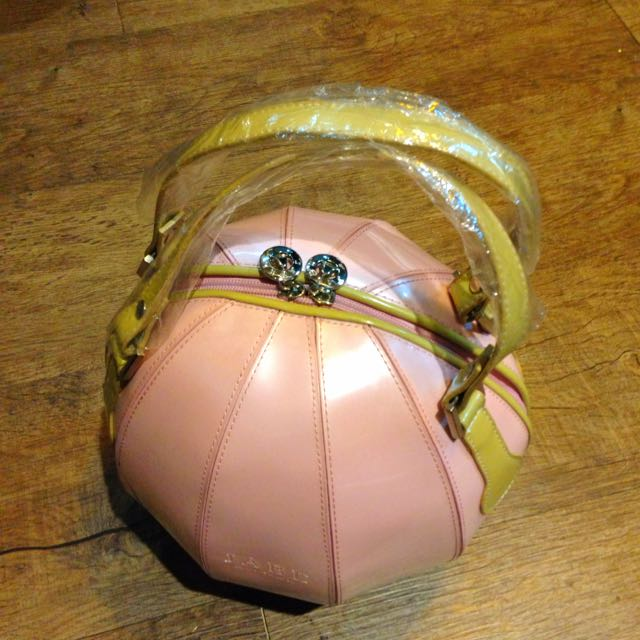 💜含運特惠-粉紅少女保齡球包🎳