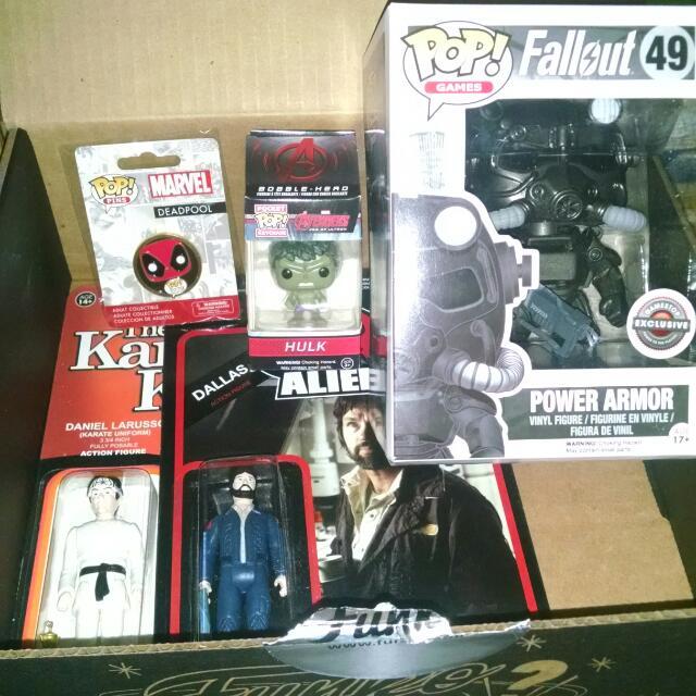 GameStop Funko Mystery Box