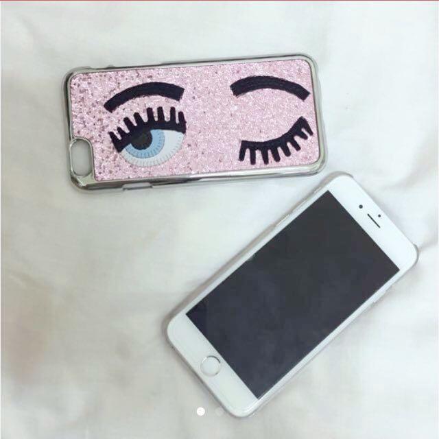 (含運)Iphone6/6s韓版眨眼手機殼