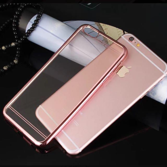 iphone6、6s /金屬感手機軟殼-TPU電鍍材質 5.5吋/4.7吋