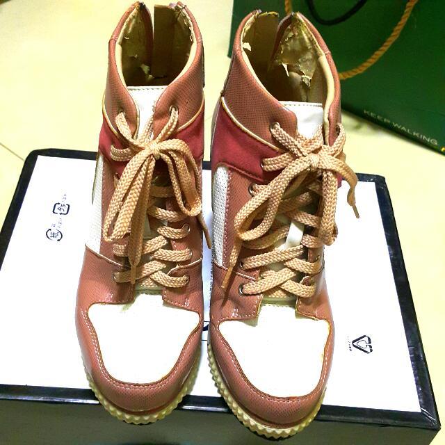 KAZANA 增高鞋