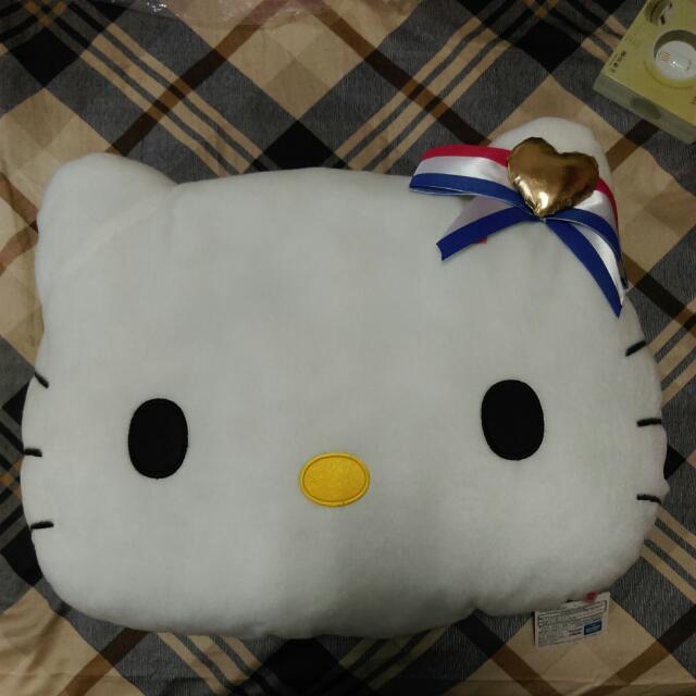 日本kitty大抱枕含運