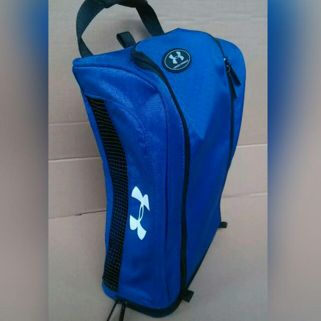 3451affff981 Light Blue Under Armour Shoe Bag