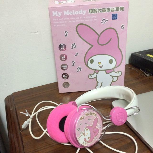 Melody 耳機