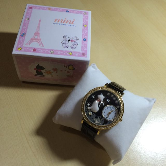 mini watch 陶瓷手機