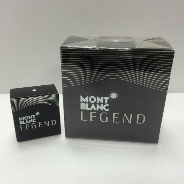 Mont Blanc 萬寶龍 傳奇經典 男性淡香水(50ml)