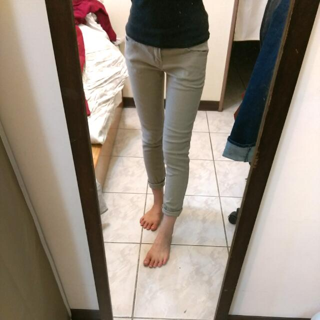NET長褲
