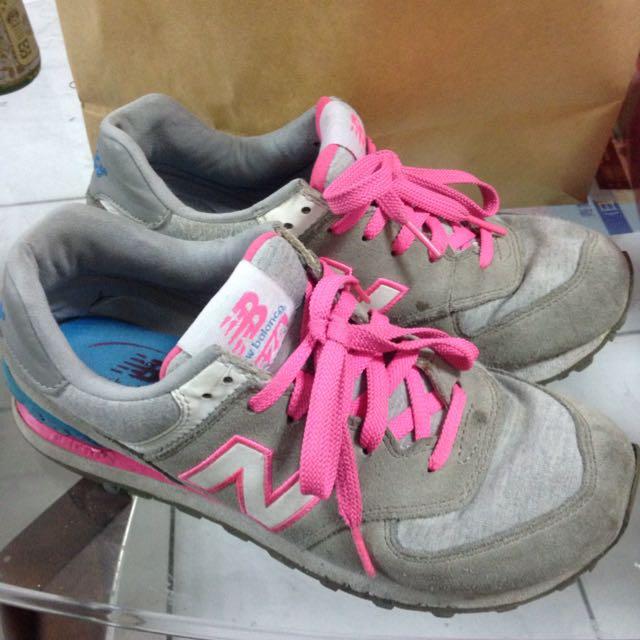 New Balance 女版鞋 24.5 二手