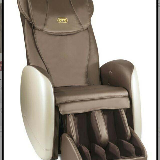 oto parity py 01 massage chair furniture on carousell