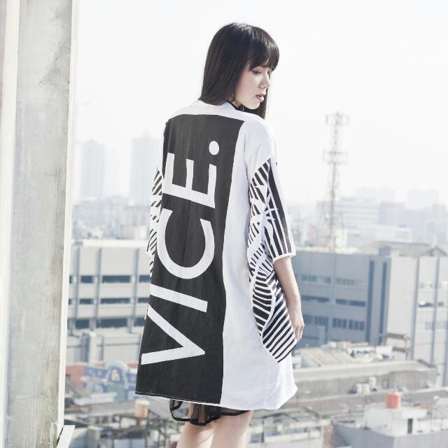 This is a Love Song Vice Kimono