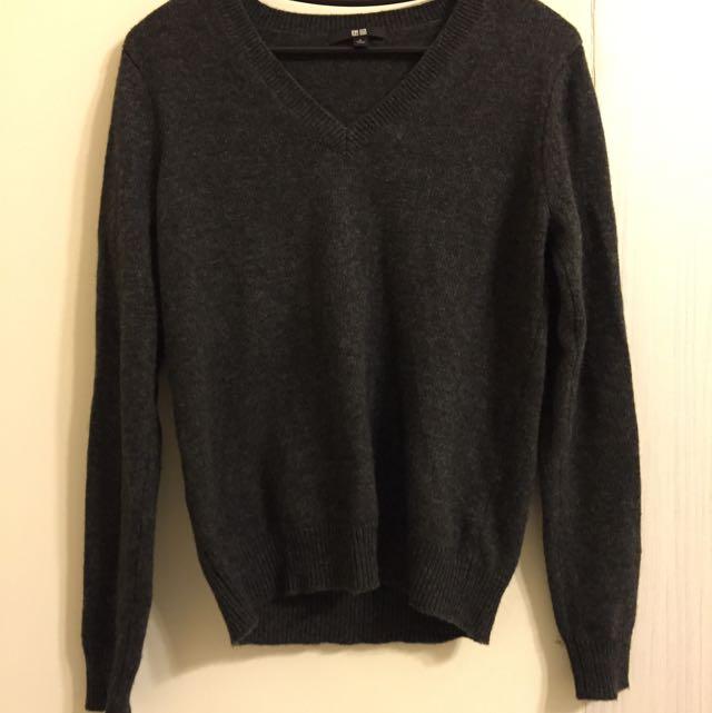 Uniqlo 45%羊毛衣(全新)
